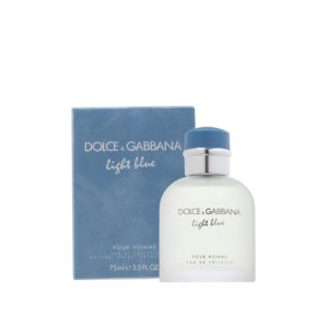 Light Blue Pour Homme edt 75 ml - Dolce&Gabbana